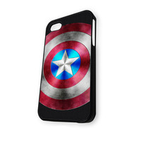 Captain Ameica iPhone 4/4S Case
