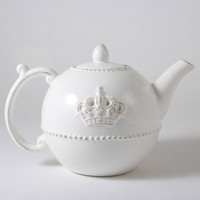 Crown Teapot from ECP Design Ltd | Made By Ecp Design Ltd. | £16.00 | BOUF
