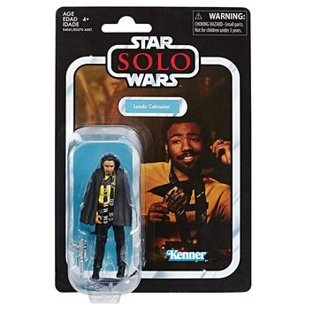 Lando Calrissian Star Wars The Vintage Collection