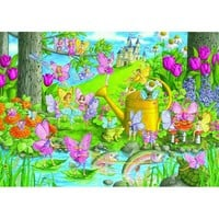 Ravensburger Fairy Playland Jigsaw Puzzle - Puzzle Haven