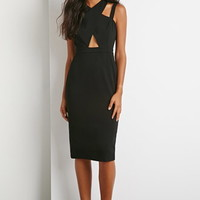 Crisscross Strappy Dress
