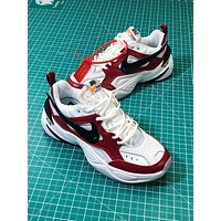 OFF White X Nike Air Monarch The M2k Tekno Sport Running Shoes Sneakers