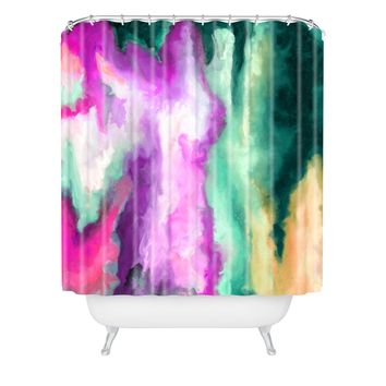 Jacqueline Maldonado Fever Dream Shower Curtain