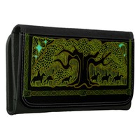 Celtic Magic - The Great Tree Wallet