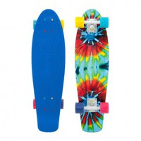 Penny Skateboards USA PENNY NICKEL COMPLETE TIE DYE - COMPLETES - SHOP ONLINE