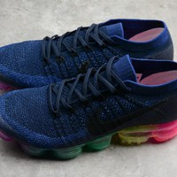 Nike Air Vapormax Flyknit 2018 Rainbow Limited Betrue 883274-400 Shoes
