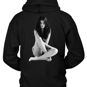 DCCKG72 Selena Gomez Good For You Hoodie Two Sided