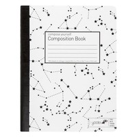 Composition Book, College Ruled - Far Out Galaxy