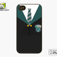 Harry Potter Slytherin Robe iPhone 4S Case Cover by Avallen