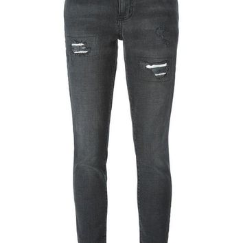 ICIKIN3 Current/Elliott 'The Ankle Skinny' jeans