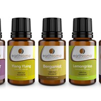 Stress Relief Essential Oil Gift Set
