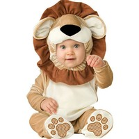 Infant Baby Costume Babies Boys Girls Toddler Cute Animal Fancy Dress Costume Onesuit Novelty Outfit Lion Rompers