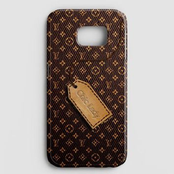Louis Vuitton Chic Lady Samsung Galaxy Note 8 Case