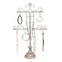 Wake Up Frankie - Scroll Jewelry Holder