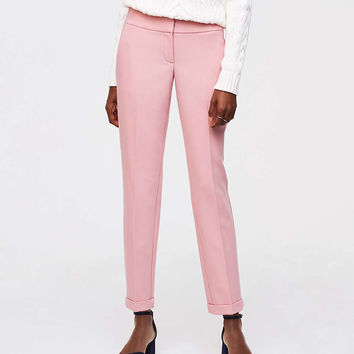 Slim Cuffed Pants in Julie Fit | LOFT
