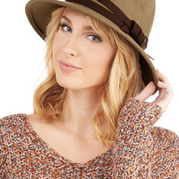 ModCloth Boho Brimming with Excitement Hat