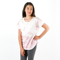 My Melody Short Sleeved Tee: Rose