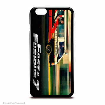 Fast And Furious Car Distortion Case For Iphone Case