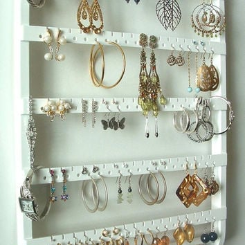 Best Wood Jewelry Wall Organizer Products on Wanelo