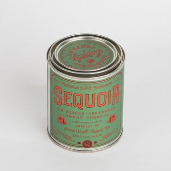 Sequoia National Park Candle - fir needle, cedarwood + smoky tobacco