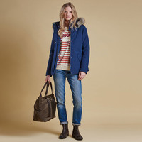 BARBOUR CHEVIOT WATERPROOF BREATHABLE JACKET