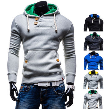 Stylish Men Fashion Hoodies Jacket [6528873155]