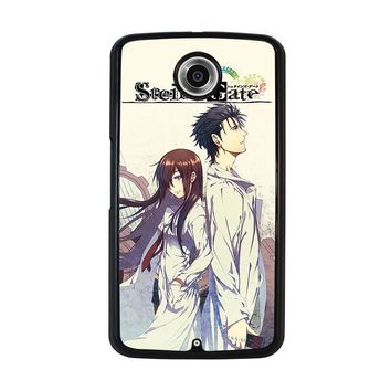 STEINS GATE Nexus 6 Case Cover
