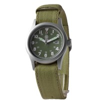 Smith & Wesson SWW-1464-OD Military Watch - Olive Drab