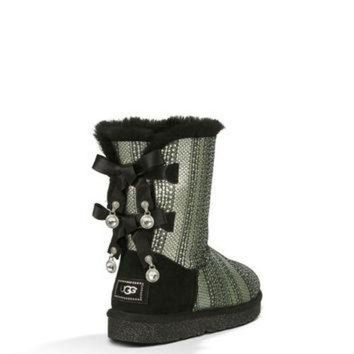 DCCK8X2 UGG? Bailey Bow Bling |