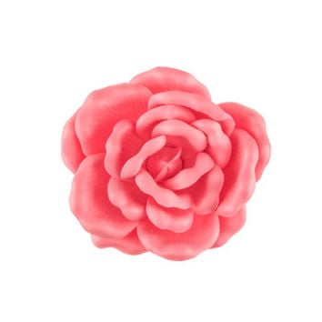 Hot Pink Wild Rose Wall Decor - Large | Hobby Lobby | 1477421