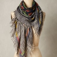 Inouitoosh Lovely Layers Scarf in Blue Size: One Size Scarves
