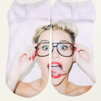 MILEY CYRUS SOCKS