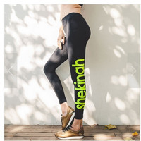 Korean Sports Yoga Quick Dry Permeable Jogging Stretch Gym Pants [10195850956]