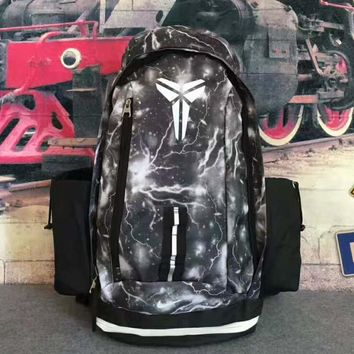 nike nba kobe large capacity backpack travel bags h psxy  number 1