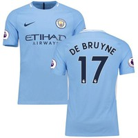 Kevin De Bruyne Jersey Manchester City Boys and kids sizes