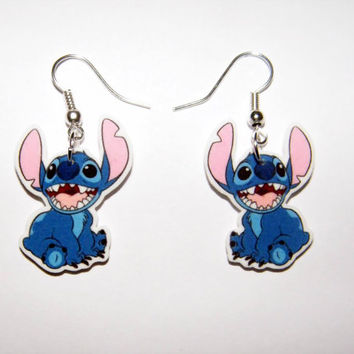 Disney Lilo and Stitch earrings