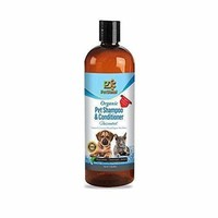 Organic Pet Shampoo & Conditioner: For Dry Skin