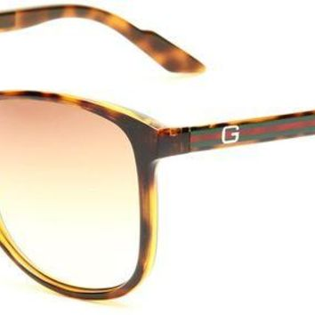 ONETOW Gucci Men's GUCCI 1636/S Shield Sunglasses