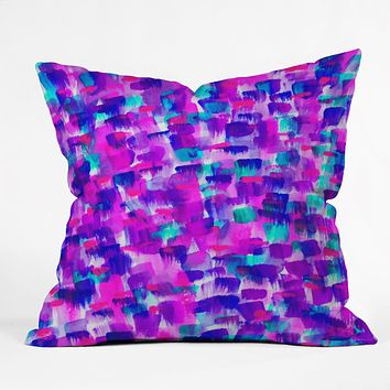 Rebecca Allen Restoration Throw Pillow