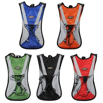 Lightweight 5L Hydration Backpack Sports Travel Cycling