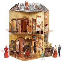 Pop-Up Dollhouse
