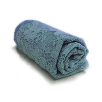 CPW014 Turquoise Lace Baby Wrap-OLD SIZE STYLE