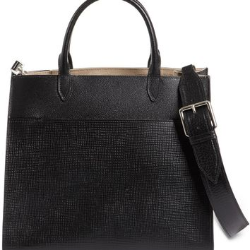 Maison Margiela Bonded Leather Satchel | Nordstrom