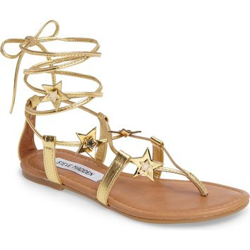 Steve Madden Jupiter Lace Up Sandal (Women) | Nordstrom