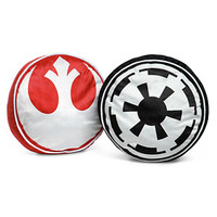 Star Wars Throw Pillow Set - Imperial & Rebel