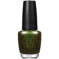 OPI Nail Lacquer - Green on the Runway