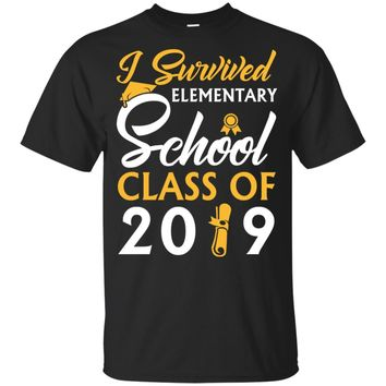 I Survived Elementary School Class Of 2019 Youth