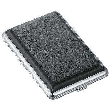 Visol Shade Leather Double Sided Cigarette Case