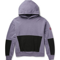 Cav Empt - Overdyed Loopback Cotton-Jersey Hoodie