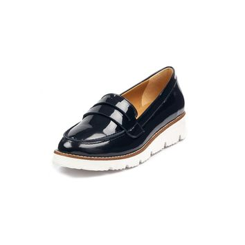 Val Slip On Penny Loafers